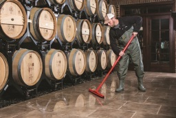 Brewery and Winery Sanitation Tools